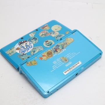 ●安心保証●良品中古●ニンテンドー3DS ライトブルー●