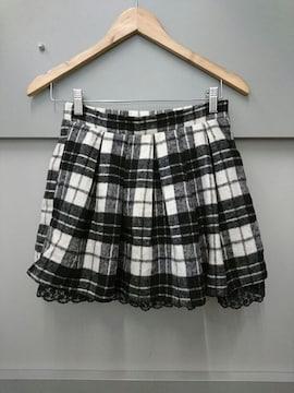 Ank Rouge☆チェック柄スカート