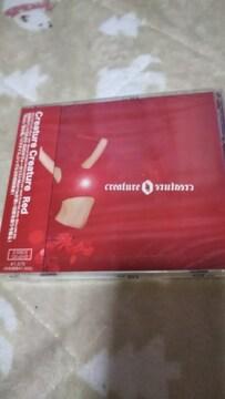 新品CD+DVD付きCreature Creature   Morrie
