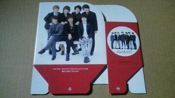 Kis-My-Ft2 CD/DVD CASE