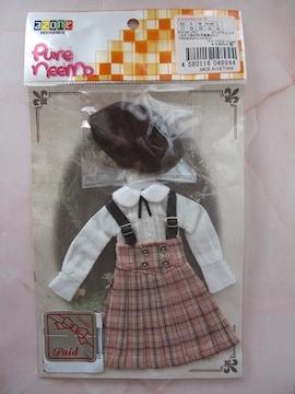 ピュアニーモ こもれび森のお洋服屋さん♪ ピンクチェック