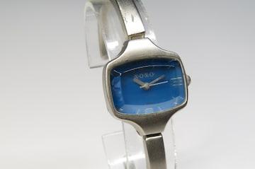 【動作品】XOXO X-1010 レディース バングル 腕時計