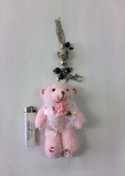 新品☆未使用♪熊のストラップ、キーホルダー 再々々値下(^^)