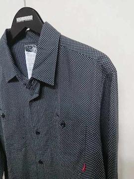 ダブルタップス/Wtaps ドット柄シャツ 長袖