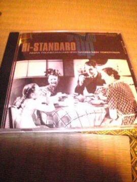 Hi-STANDARD(ハイスタ)輸入盤CD,Growing Up