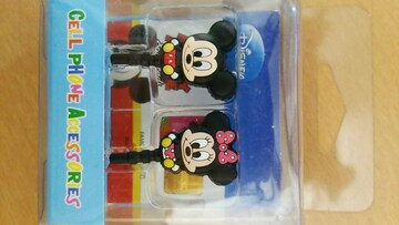 Disney★ミッキー・ミニー★イヤホンジャック