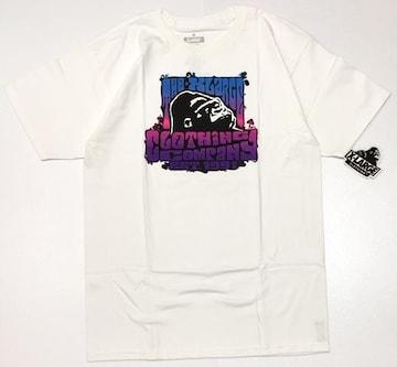 XLARGE Tシャツ 新品 定番ロゴ ヒッピー調 購入特典付き M