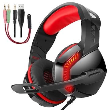 PC ゲーム用ヘッド 有線 ヘッドフォン H3