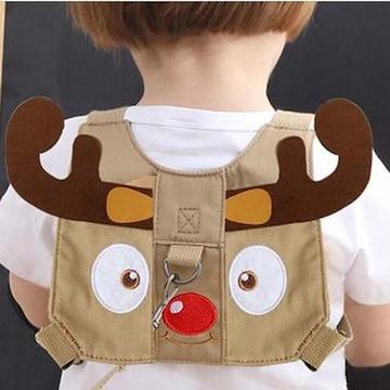TA253即決 新品 ハーネス 鹿 エルゴ 抱っこひも ベビーカー 赤ちゃん