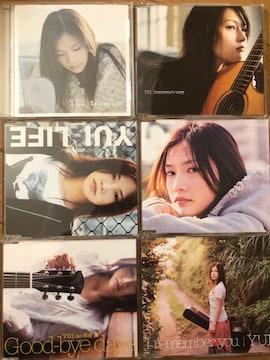 YUI   CDシングル 21枚セット   バラ売り不可