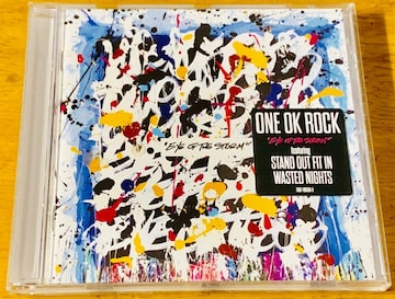 輸入盤 ONE OK ROCK/EYE OF THE  STORM