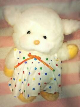 新品 可愛い 羊 鳴く ぬいぐるみ おもちゃ 人形 ヒツジ ひつじ