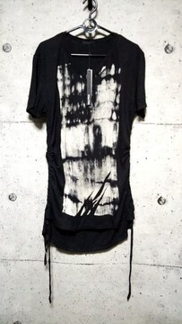 新品KMRIIケムリ Side Shirring ANGEL DUST CAT /SS  3