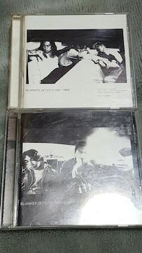BLANKEY JET CITY(ブランキージェットシティ) ベスト盤2枚セット