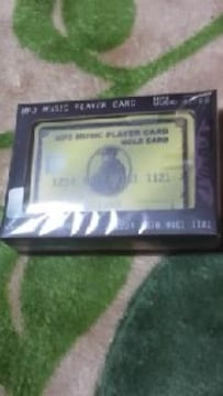 MP3【MUSICPLAYERCARD】