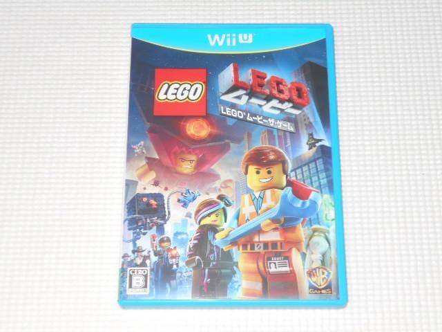 Wii U★LEGO ムービー ザ・ゲーム  < ゲーム本体/ソフトの