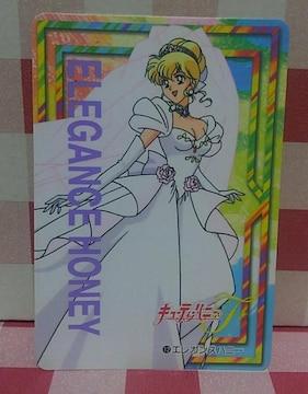 キューティーハニーF カード �K〜�O