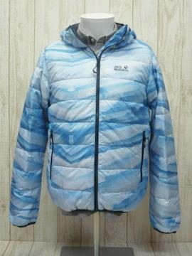 即決☆ジャックウルフスキン特価 XLサイズ アイス ダウンジャケット 新品