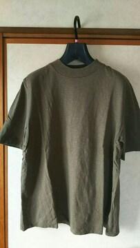 ユニクロ★Tシャツ★カーキ★XLサイズ