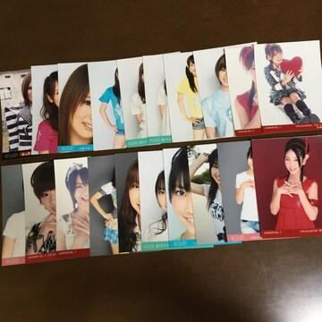 AKB48 初期 生写真 20枚セット