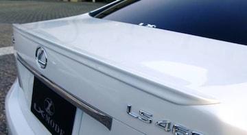 LX MODE LS600hL/600h 塗装済トランクスポイラー