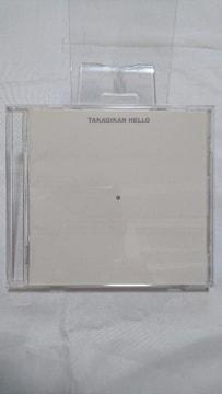 美品CD!! ハロー / 高木完 付属品全てあり