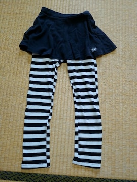 ベビードール 120cm スカート付スパッツ