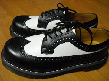 ドクターマーチン 2トーン ブーツ 28センチ 新品同様