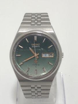 T324 セイコー SEIKO タイプ�U TYPE�U クォーツ 腕時計