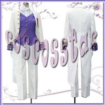 黒執事 アッシュ風◆コスプレ衣装