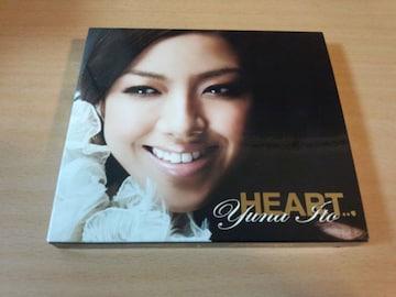 伊藤由奈CD「HEART」NANA 海猿 アンフェア 初回限定盤DVD付き●
