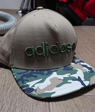 adidas/アディダス★未使用★キャップ/帽子♪迷彩柄★男女OK★フリーサイズ
