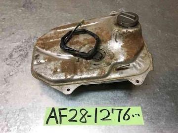 ☆ AF28 スーパーディオ ZX 燃料タンク 錆なし  AF27 SR