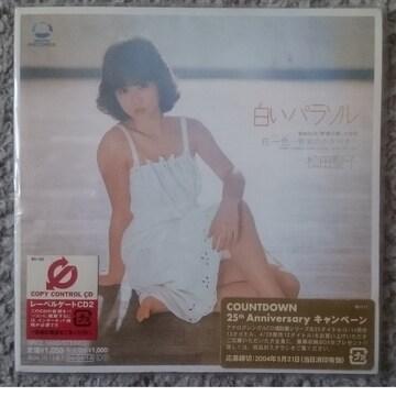 KF  松田聖子  白いパラソル 花一色  紙ジャケット CD