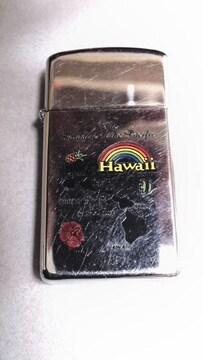 1984年制のハワイのスリムZIPPO