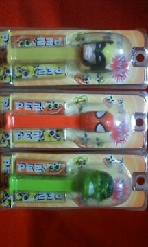 ☆PEZ☆マーベル☆スパイダーマンハルク ウルヴァリン☆3点セット☆未開封☆ペッツ☆