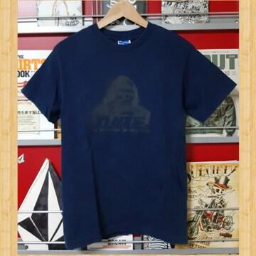 XLARGE エクストララージ Tシャツ ネイビー ストリート USA製 ロゴ