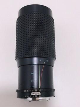 Z206 トキナー RMC Tokina 70-210mm 1:3.5 カメラ レンズ 美品