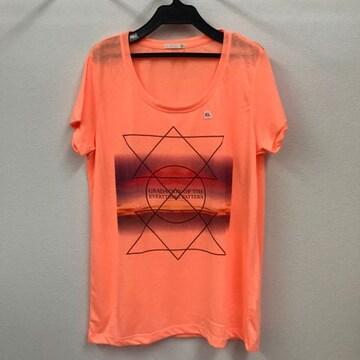 【新品】 gu デジタル柄 Tシャツ グラフィック 大きめゆったり