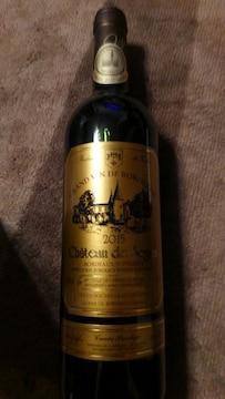 Chateau de Seguin 2015 シャトー ド スガン キュヴェ プレステージ ワイン