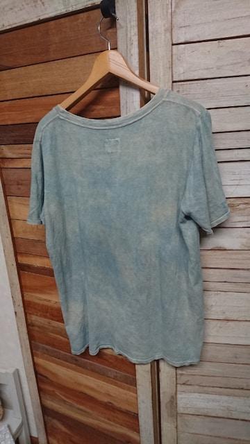 TOUJOURS トゥジュ— 染め加工 Tシャツ カットソー 半袖 < ブランドの