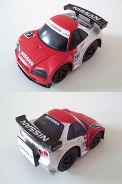 チョロQ ニスモ GT-R TEST CAR