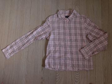 有名ブランド&美品◆BURBERRY LONDON◆綿/ピンク系/M