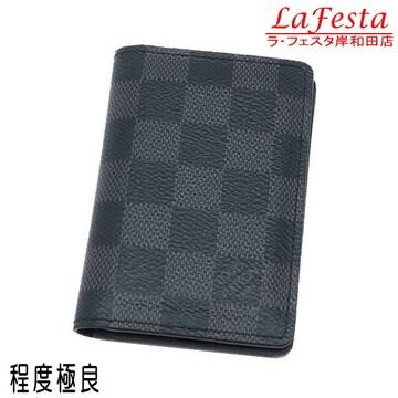 ◆本物美品◆ヴィトン【人気】カードケース(ダミエグラフィット