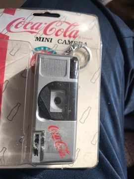 Coca-Cola  ミニカメラ