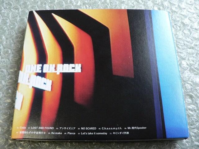 ONE OK ROCK/残響リファレンス(初回盤)シークレットトラック収録 < タレントグッズの