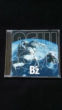 B'z アルバム new love マジェスティック 兵、走る 即決