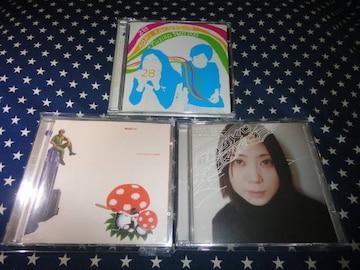 TUJIKO NORIKO『少女都市』+『FROM NIAGARA TO~』+『28』廃盤3枚