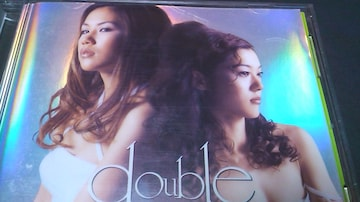 DOUBLE♪CD〜Crystal〜帯付き〜フィルムジャケ