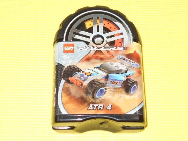 レゴ★LEGO 8657 RACERS ATR 4  < おもちゃの